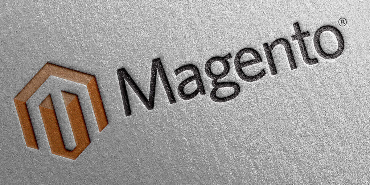 magento-1 on paper texture